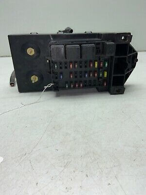 2000 F250 F350 Super Duty Diesel Interior Fuse Box Relay Yc3T-14A067-Dc X60
