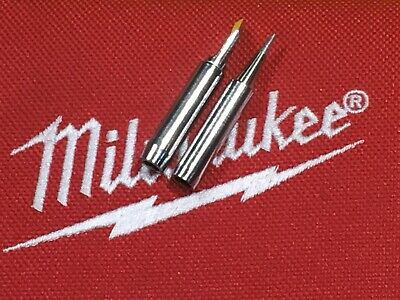 Milwaukee M12 ,2 Pack Replacement Soldering Iron Tips For 2488-20