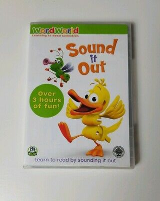 WordWorld: Sound It Out (2012 General Word) DVD