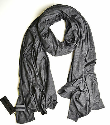SALE $32.99 SALE FLUXUS NOMAD SCARF in OATMEAL WRAP SHAWL COTTON MADE IN USA
