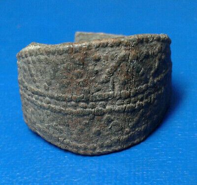 Ancient Viking Lead Ring