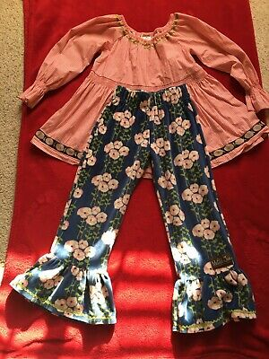 Youth Girls Size 8 Matilda Jane Outfit