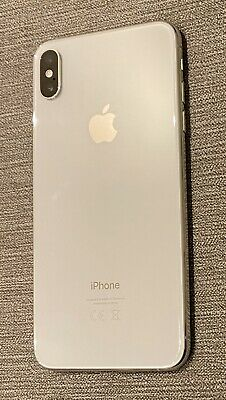 LikeNew Apple iPhone XS Max - 64GB - Silver (Unlocked)