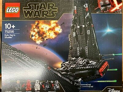 Lego Star Wars Kylo Ren's Shuttle (75256) - New sealed, unwanted present