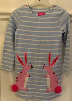 Joules Girls Dress Age 6 Years