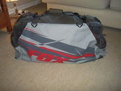 Motocross Fox Racing Kit Gear Bag Superb condition used once Gear Mx