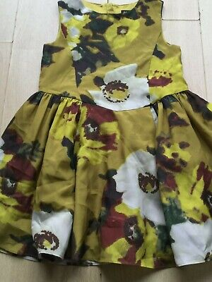 Marks and Spencer Autograph girls party dress age 2-3
