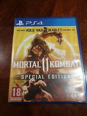 Mortal Kombat 11 Special Edition (PS4)