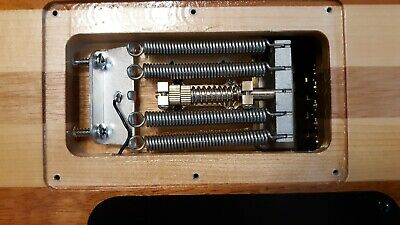 Tremolo Stabilizer block / Trem-setter Floyd Rose style bridge made of Brass