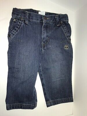 Timberland size 18 Month boys jeans pants blue Toddler Baby TH1/20
