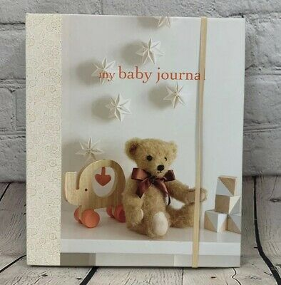 My Baby Journal Baby Book New