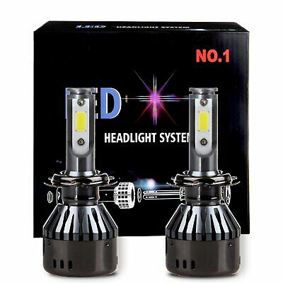 XENTRONIC H11 H9 H8 1050W 157500LM LED Headlight Kit Low Beam Bulbs 6000K Power