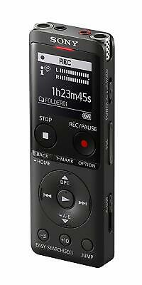 Sony ICD-UX570F Digital Voice Recorder with Built-in USB Black  US On Sale AU*au