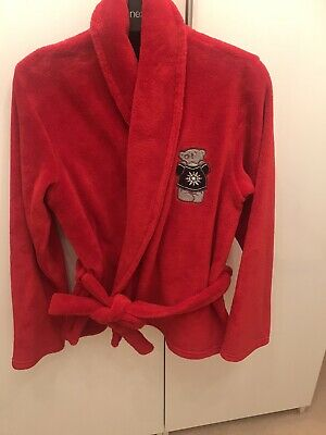 Ladies Tatty Teddy Dressing Gown Size 10 Only Used A Couple Of Times