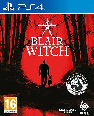 Blair Witch (PS4) Brand New & Sealed Free UK P&P