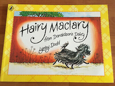 Hairy Maclary from Donaldson's Dairy by Lynley Dodd - paperback - VGC