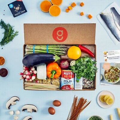 60% Off Gousto Box And 30% Off For The Rest Of The Month
