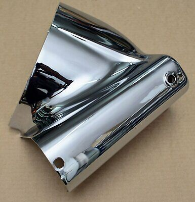 Harley original Scheinwefer Cover links chrom Headlight Nacelle left FL Softail