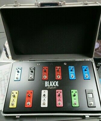 BX-PWR SUPPLY 3 Blaxx 9 V Power for 8 Effects Pedals with on//off LED Indicator