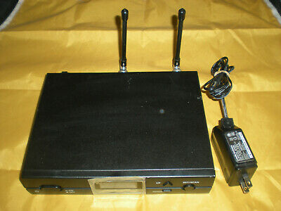 Audio-Technica UHS Synthesized Diversity ATW-R2100aD 655-680MHz Receiver ONLY