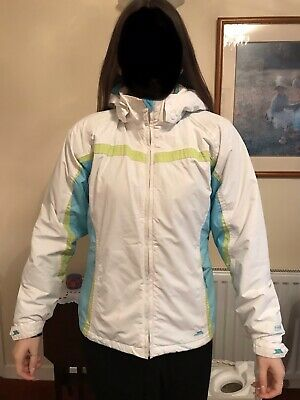 Trespass Girls Waterproof Hooded Winter Coat Warm Winter Kids Ski Jacket