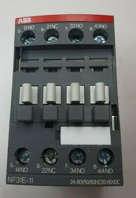 NEW NF31E-11 ABB Control Relays NF Series NF31E11