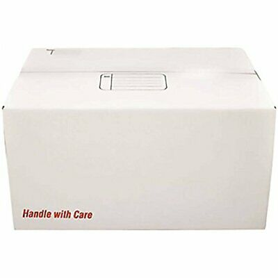 Scotch Mailing Boxes, White, 16x12 (Pack of 12)