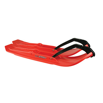 C&A Pro 77050392 Mountain-Trail Ski Red MTX Mountain Extreme