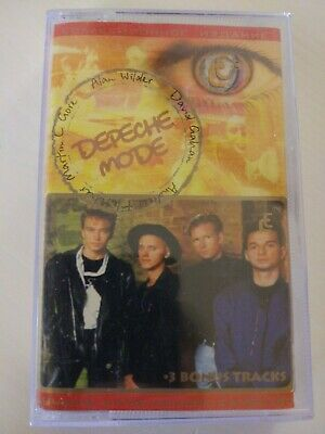 Depeche Mode - Collection Edition NEW SEALED Cassette Tape VERY RARE Russian