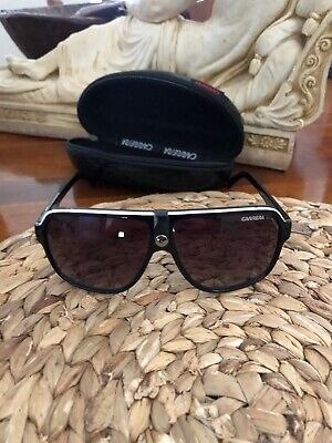 Carrera Black Sunglasses