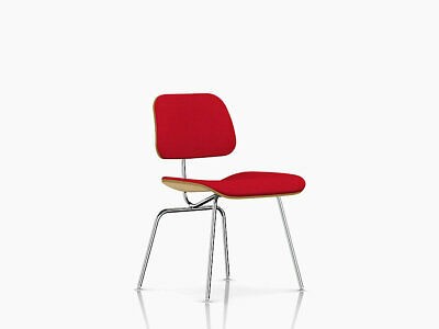 Authentic Herman Miller® Eames® Upholstered Molded Plywood Chair | DWR