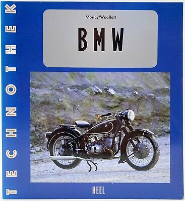 Bmw Technical History Guide, German (1994) - Don Morley, Mick Woollett