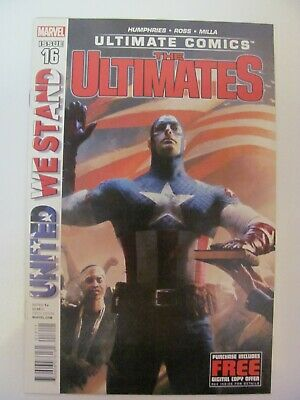 Ultimates #12 Marvel 2012 United We Stand 9.6 Near Mint+