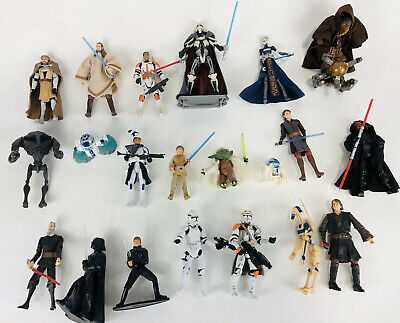 "Modern Star Wars 3.75"" Clone Trooper Action Figure Random S/W Action Figures"
