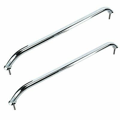 """Boat//Marine SSGR10010 NEW 9/"""" Grab Rail Oval Bar 304SS Stainless Steel"""