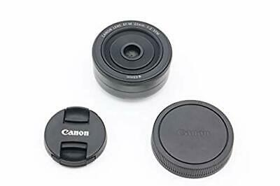 Canon Single Focus Wide Angle Lens EF-M22mm F2 STM Mirrorless SLR i-2