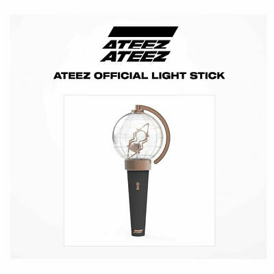 ATEEZ Official Lightstick Fanlight Tracking, Sealed