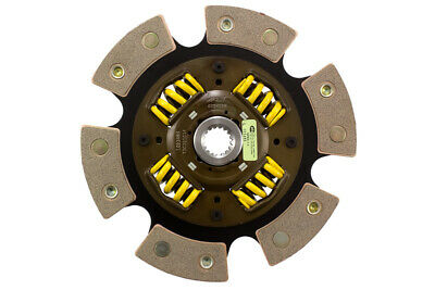 ACT 6224226 6 Pad Sprung Race Disc for 1996-2005 Dodge Neon