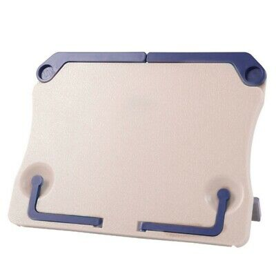 Folding Tabletop Music Stand ABS Sheet Music Holder Applicable for Guitar P T5C4