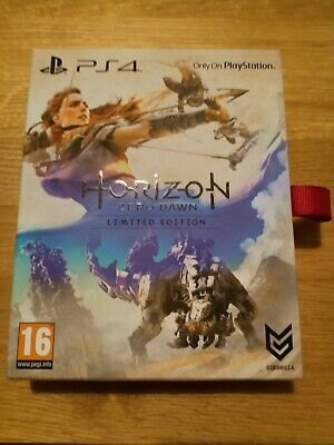 Horizon: Zero Dawn - Limited Edition (PlayStation 4) New and Sealed