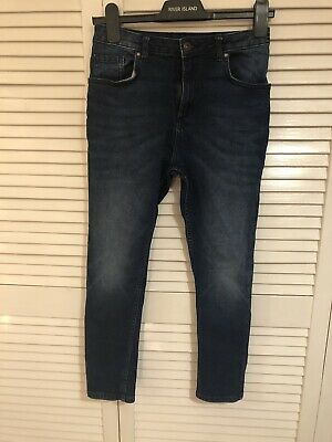 Boys River Island Jeans Age 11, Great Used Condition.