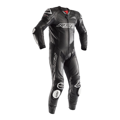 RST Tractech Evo R race track leather 1 pc suit - UK50