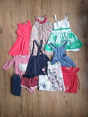 Bundle of girls' clothes (13 items, 6-7 years)