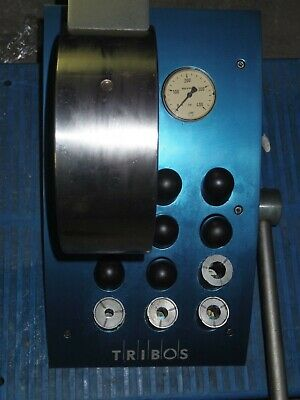 SCHUNK TRIBOS SVP2 Tool Clamping System 201960