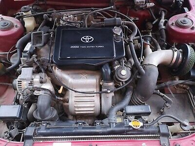 Toyota Celica Gt4 St205 3Sgte Engine Complete #2