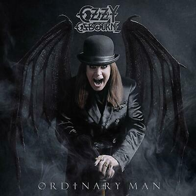 Ozzy Osbourne - Ordinary Man [CD] Sent Sameday*