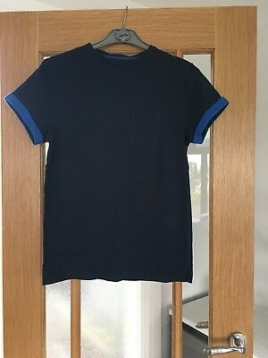 River Island T Shirt Size Youth's Xs Small (Excellent Condition)