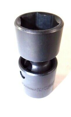 "Proto Square Drive Impact Socket 1/2"" Drive 6 Point 74282P"
