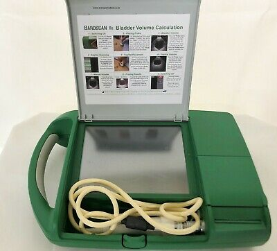 Bardscan Portable IIs Bladder Scanner