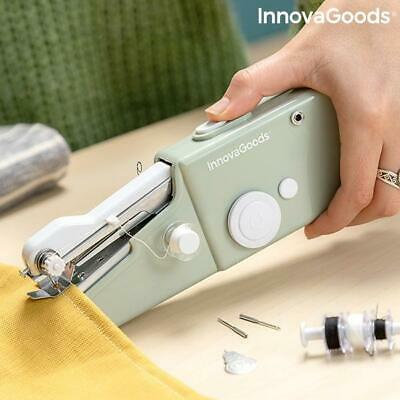 Mini Sewing Machine Mini Portable Easy Home Travel, Hand Held Cordless Sewing Ma